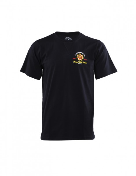 Firefighter Motto Tee