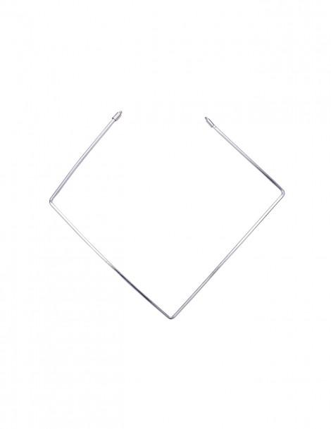 Killa Necklace Silver