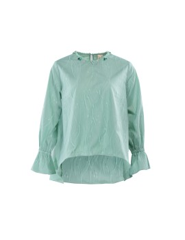 Rosemary Top Green