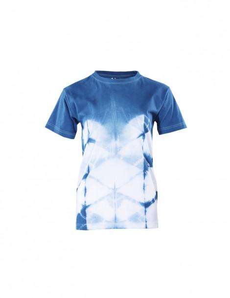 Segitiga bermuda T-shirt Blue