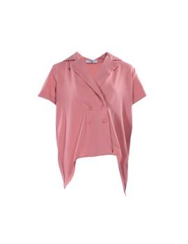 Sage Shirt Peach