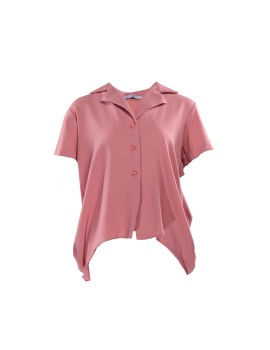 Sequinn Shirt Peach