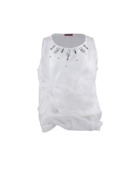 Aluna top White