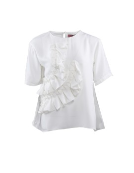 Alyra top White