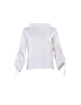 Gany Top White
