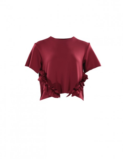 Hope Top Red