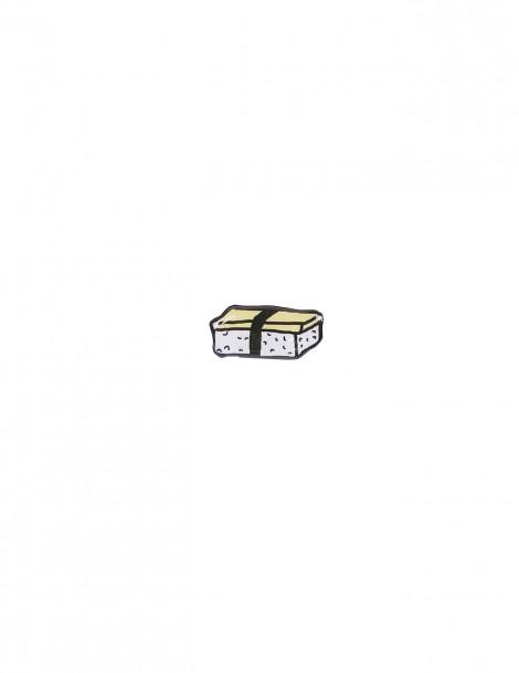 Tamago Nigiri Acrylic Pin