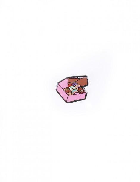 Box of Donuts Acrylic Pin