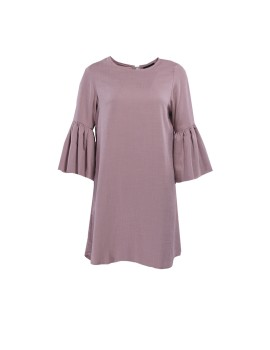 Herlina Dress Soft Pink