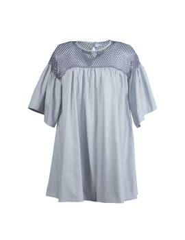 Laura Dress Grey