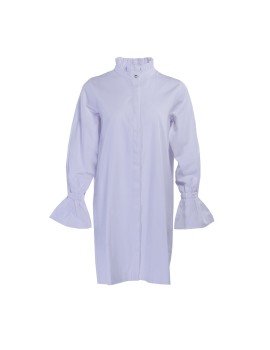 Frufru Shirt Dress Offwhite