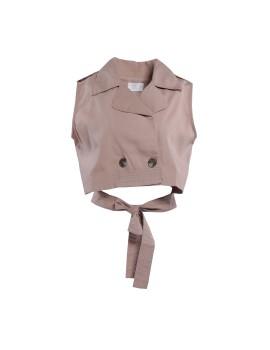 Yola Vest Camel