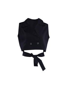 Yola Vest Black