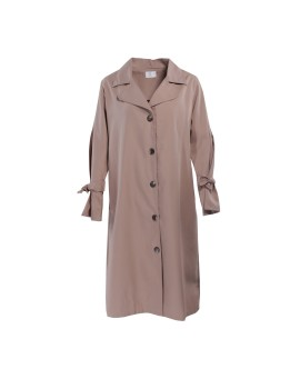 Yola Trench Coat Camel