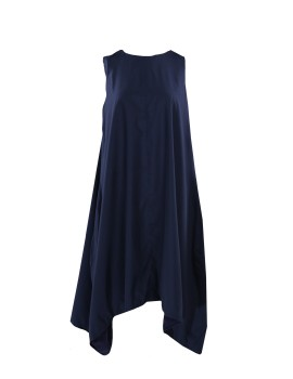 Kaia Dress Blue