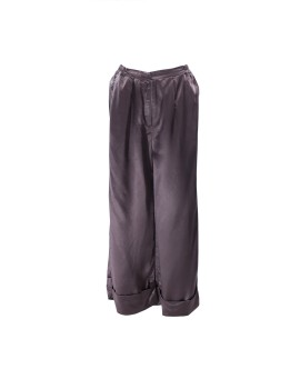 Slay Pants Purple Metalic