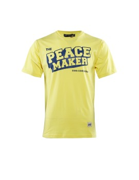 The Peacemaker Yellow Tees