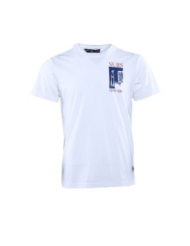 Subs-Urban White Tees