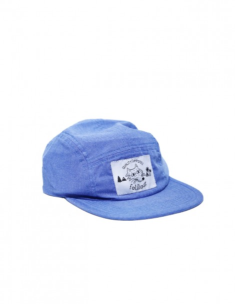 Floklour Blue-Hat
