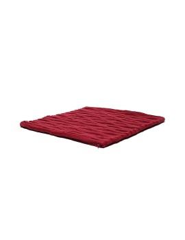 Pillow Case Pattern Maroon