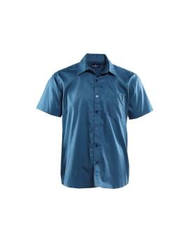 Teal Green Soft Short Shirt
