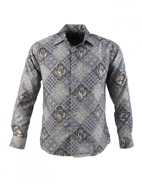 Parama Diamond Long Sleeve