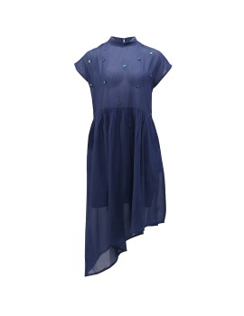 Puura Dress Indigo