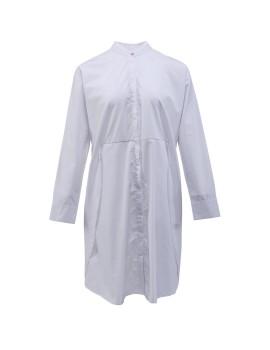 Burma Dress White