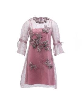 Deepa Dress Pink