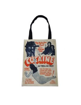 Cocaine Awareness (1950s) Tote Bag