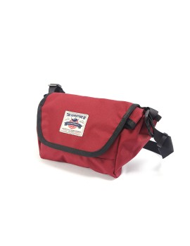 Tondano Mini Sling Bag Maroon